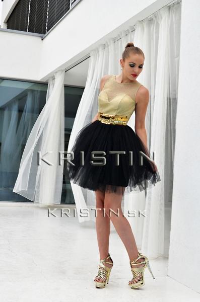 5bfdb47672d93 Party šaty   KRISTIN